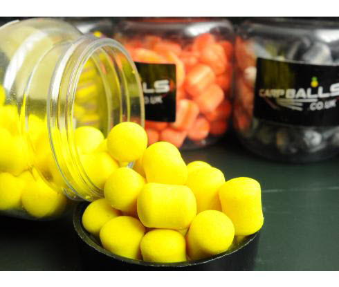 Бойлы Wafters 10mm Pineapple&N-Butyric Acid CARPBALLS