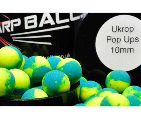 Бойлы Pop Ups 10mm Ukrop CARPBALLS