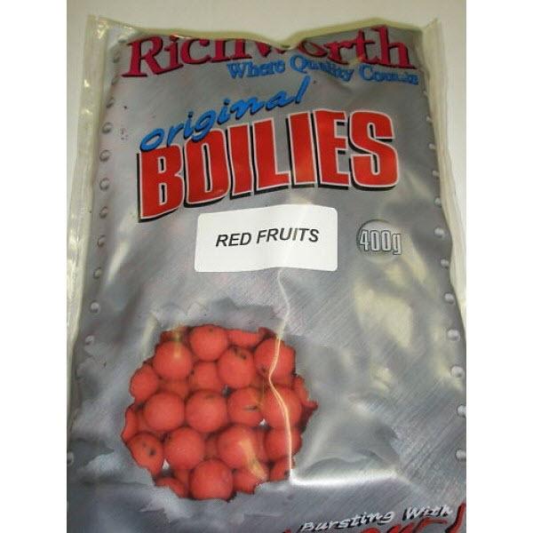 Бойлы Richworth Original Red Fruits 18мм 400г