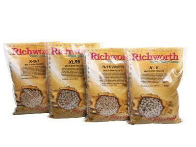 Пеллетс RICHWORTH K-G-1 Multi Stim Pellets 4mm, 1000g