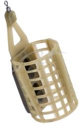 Кормушка пластиковая с крыльями,съемный груз 33*45мм  Carp-Sazan