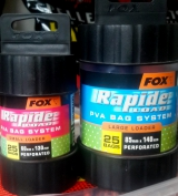 Fox Rapide Load PVA Bag System Kit 85mm x 140mm