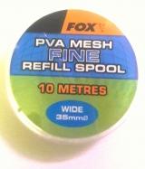 ПВА сетка запасная Fox PVA Mesh Refill