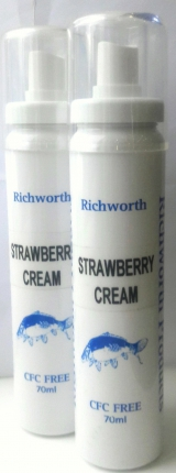 Спрей Richworth 70мл STRAWBERRY CREAM