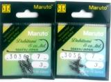 ВЕРТЛЮГ С ЗАСТЕЖКОЙ СПИРАЛЬ Maruto