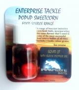 Искусственная Кукуруза Pop-Up Enterprise, Innovate Baits Squid 2T& Black Pepper