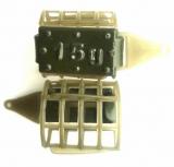 Кормушка  пикерная  25*28mm  Carp-Sazan