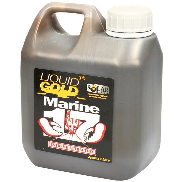 SOLAR MARINE 17 CONCENTRATED AMINO LIQUID, 1 литр