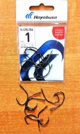 Крючки Hayabusa H.CRL 186