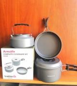Набор посуды Armolife Complete Cookware Set Trakker