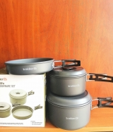 Набор посуды Armolife 3 PCE Cookware Set Trakker