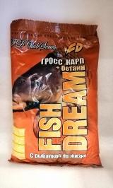 Прикормка Гросс Карп + Бетаин Фиш Дрим