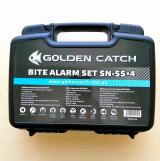 Набор сигнализаторов SN 55*4 Golden Catch