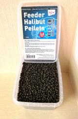 "Пеллетс Фидер Халибут ""Feeder Halibut Pellets"" 2-3 мм. 380 грамм Carp Zoom"