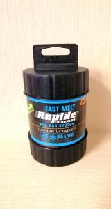 """ПВА система в комплекте с пакетами 85mm x 140mm (25 пакетов) """"Edges Rapide System Fast melt"""" Fox CPV050"""