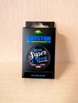 """Поводковый материал """"Super Nova"""" коричневый 15-25 lb Kryston."""