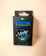 """Поводковый материал """"Merlin"""" Зеленый 15-25 lb Kryston."""