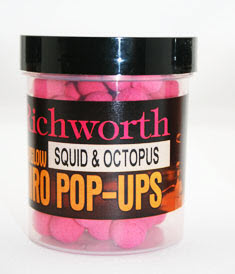 Бойлы Pop-Ups 14мм Squid & Octopus Richworth